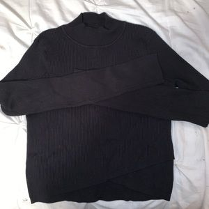 Kendal and Kylie turtleneck top